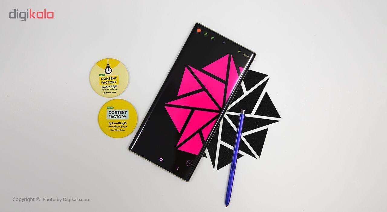 گوشی موبایل سامسونگ مدل Galaxy Note 10 Plus N975F/DS دو سیمکارت ظرفیت 256 گیگابایت main 1 27