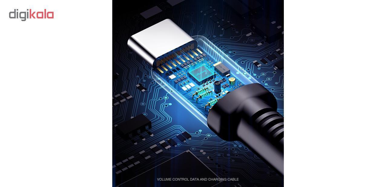 کابل تبدیل USB به USB-C یوسمز مدل US-SJ287 طول 1 متر main 1 1