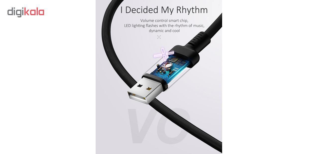 کابل تبدیل USB به USB-C یوسمز مدل US-SJ287 طول 1 متر main 1 10