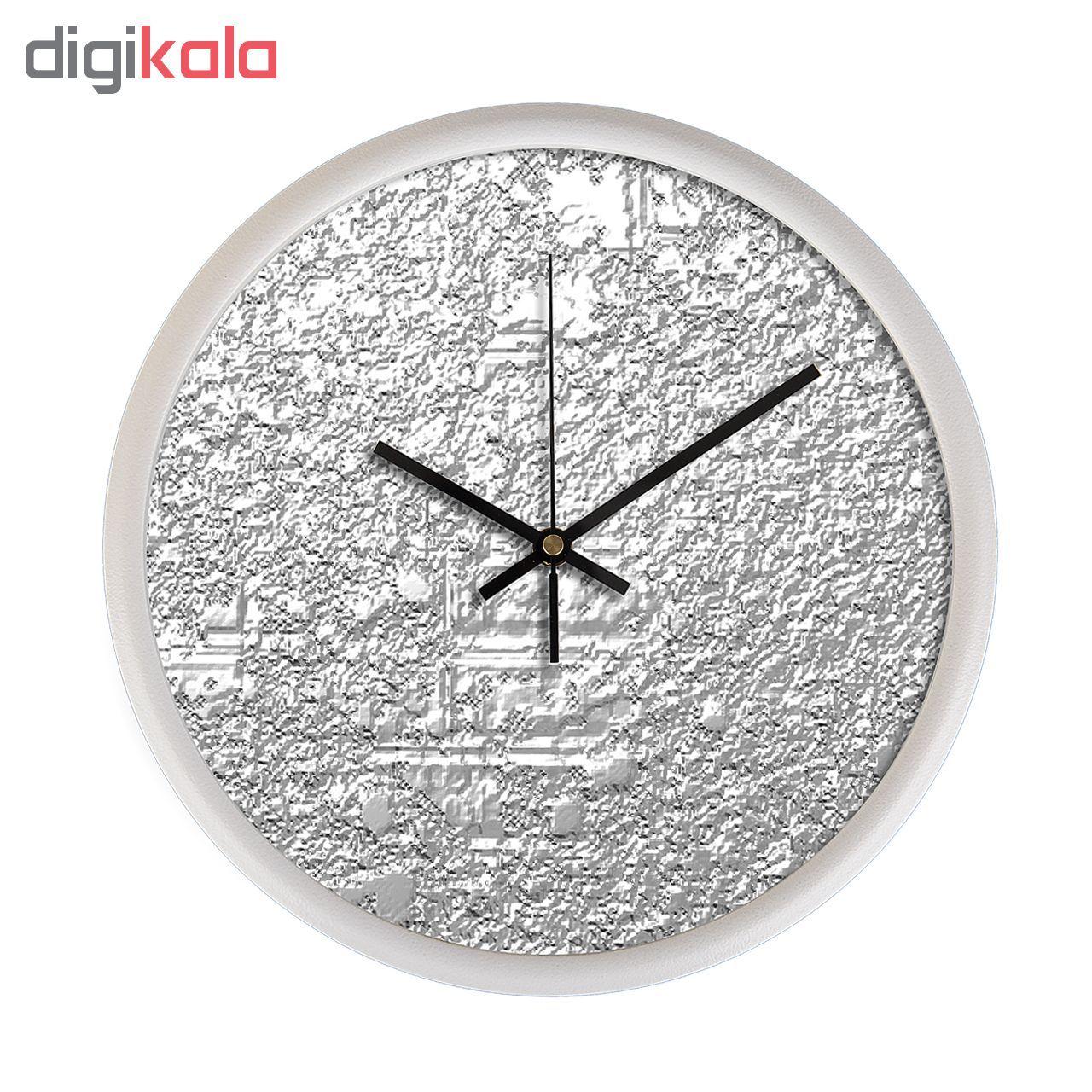 ساعت دیواری مینی مال لاکچری مدل 35Dio3_0299 main 1 1