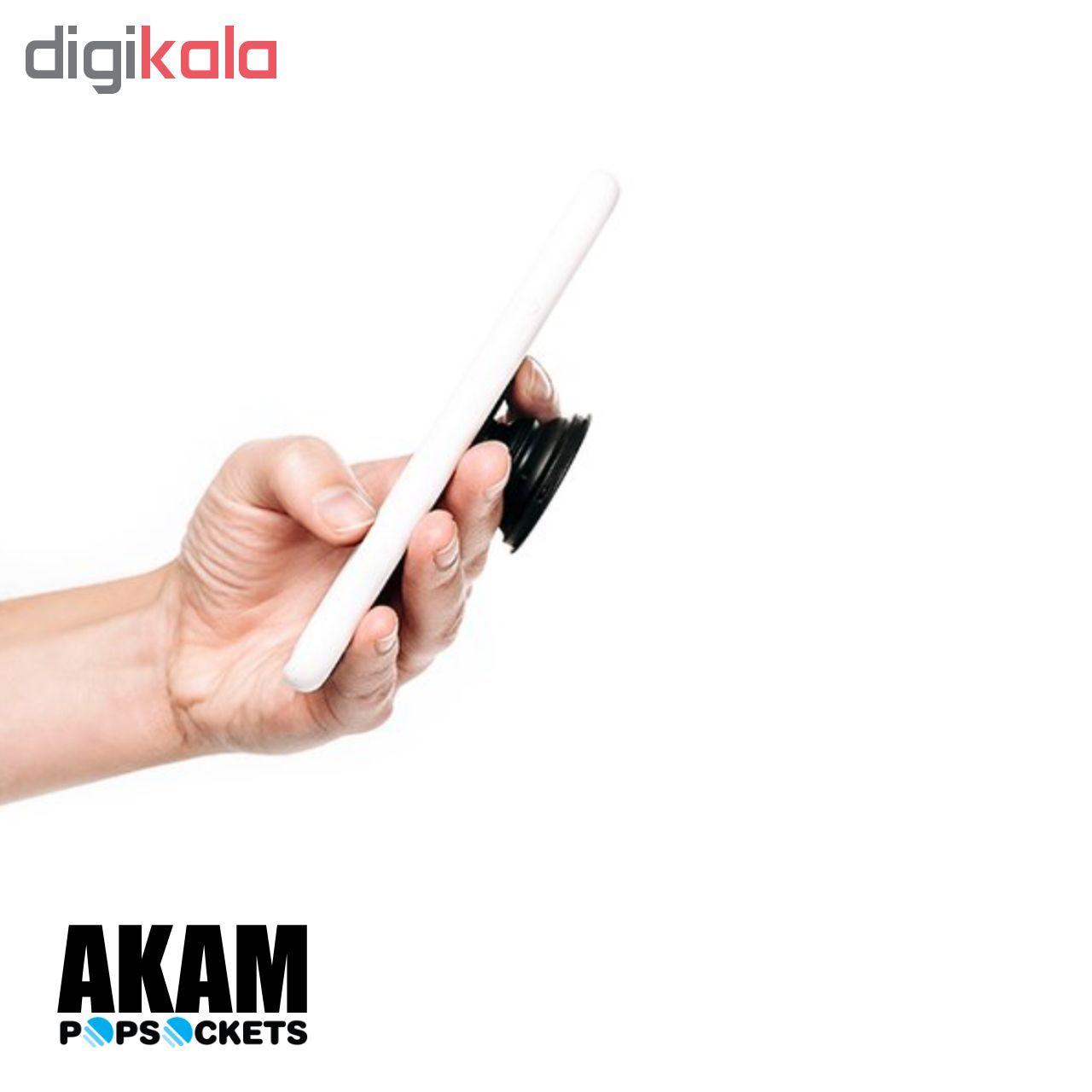 پایه نگهدارنده گوشی موبایل پاپ سوکت آکام مدل APS0163 main 1 8