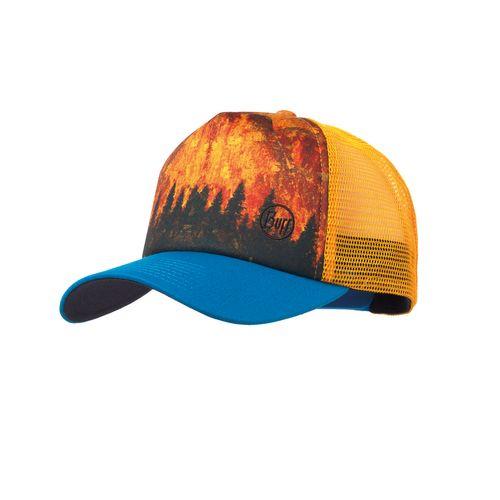 کلاه کپ باف مدل LAKE REFLEX DARK BROWN کد 117244.335.10