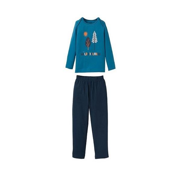 ست تی شرت و شلوار پسرانه لوپیلو مدل TREE0006