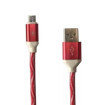 کابل تبدیل USB به microUSB مدل DST-KNF5 طول 1 متر
