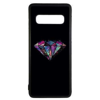 کاور طرح الماس کد 110541094301 مناسب برای گوشی موبایل سامسونگ  galaxy s10 plus