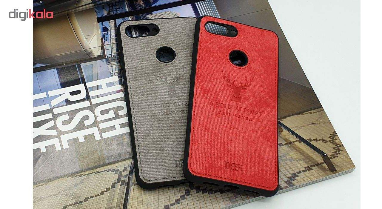 کاور کینگ پاور مدل D21 مناسب برای گوشی موبایل شیائومی mi 8 Lite main 1 4