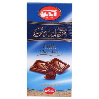 شکلات تابلت شیری  آیدین مقدار 100 گرم