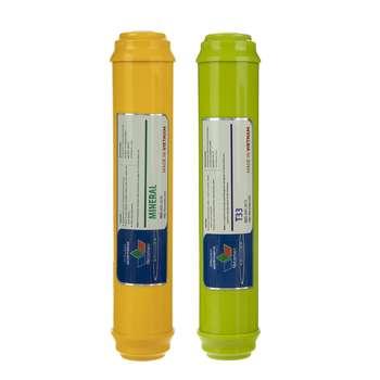 فیلتر دستگاه تصفیه کننده آب سی سی کا مدل IL-10 مجموعه 2 عددی