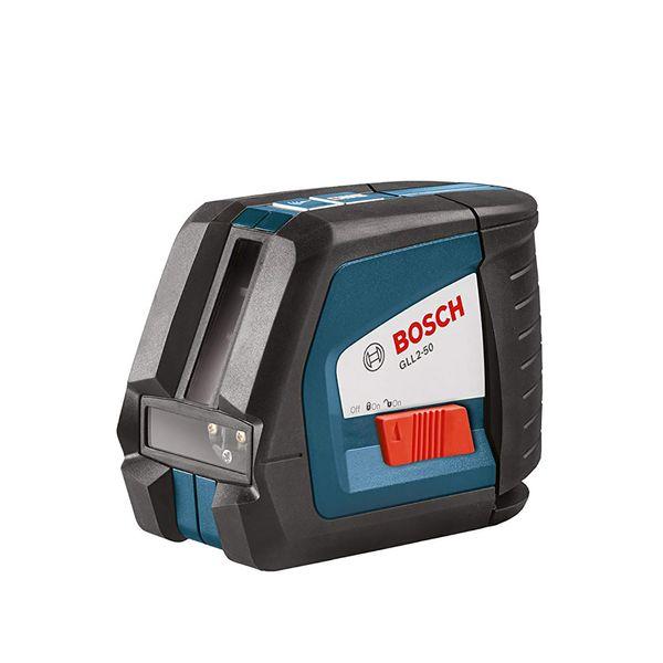 تراز لیزری بوش مدل GLL 2-50 Lbox
