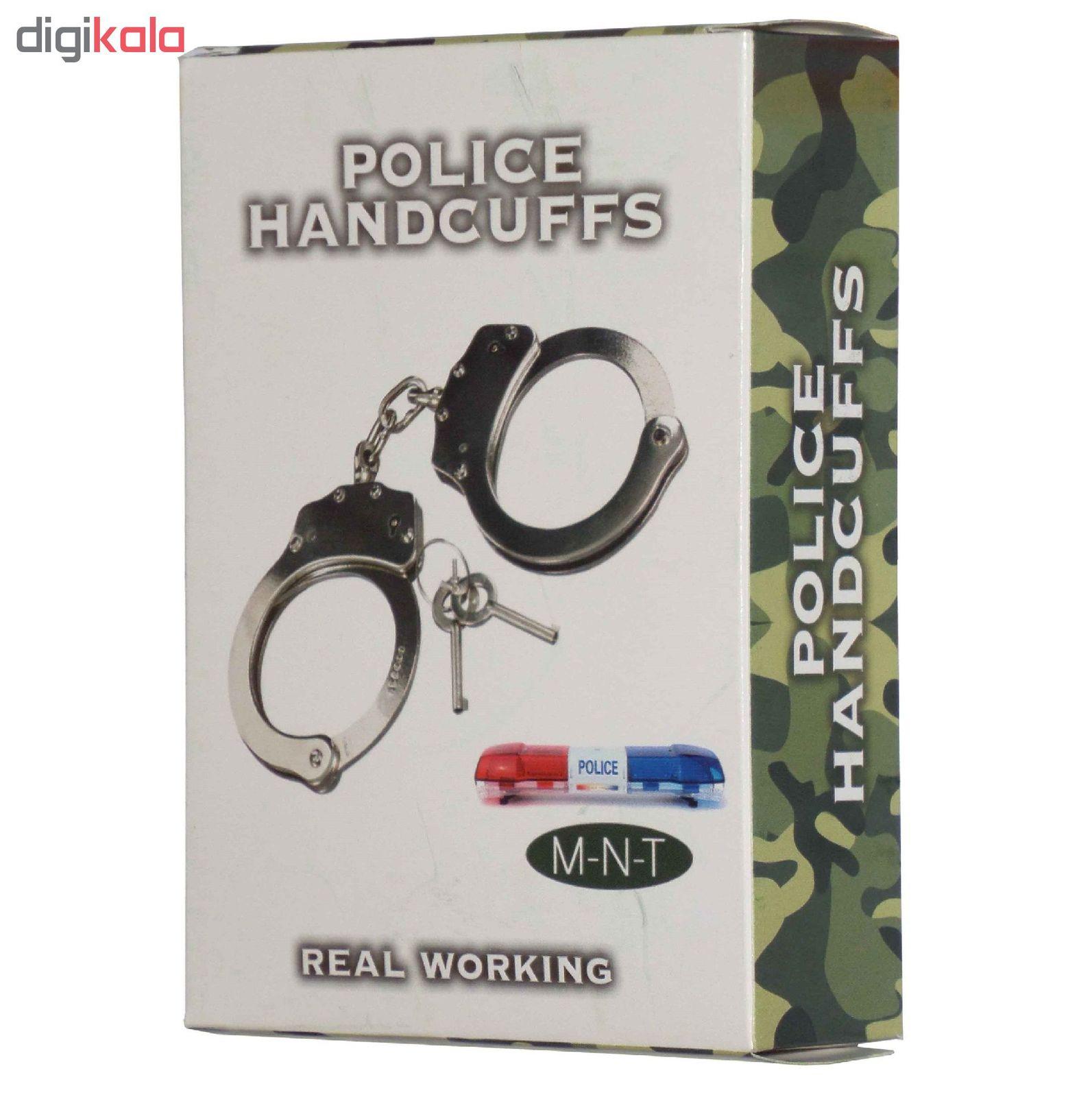دستبند اسباب بازی مدل police main 1 2