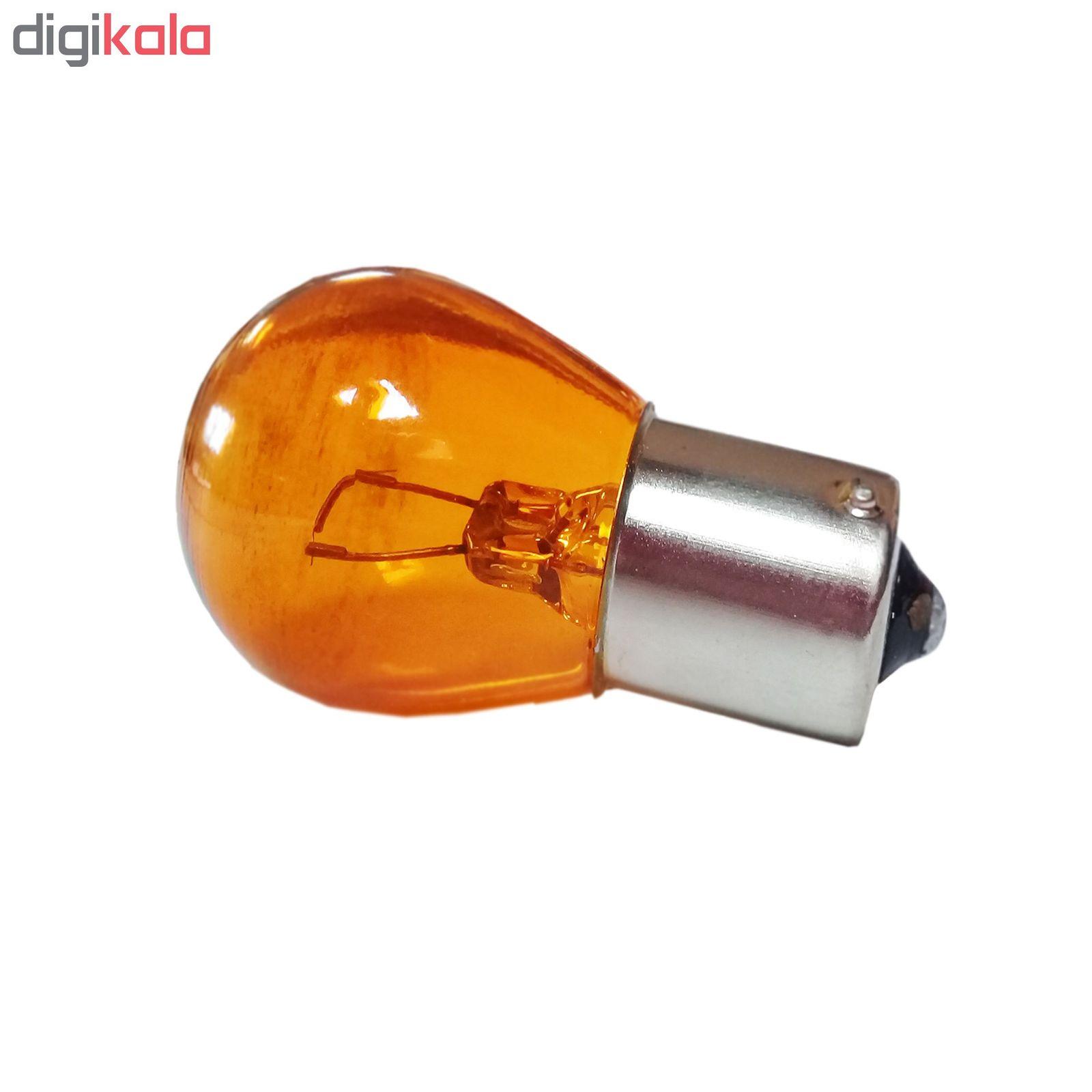 لامپ هالوژن خودرو ام کی اس مدل S25-93 main 1 2