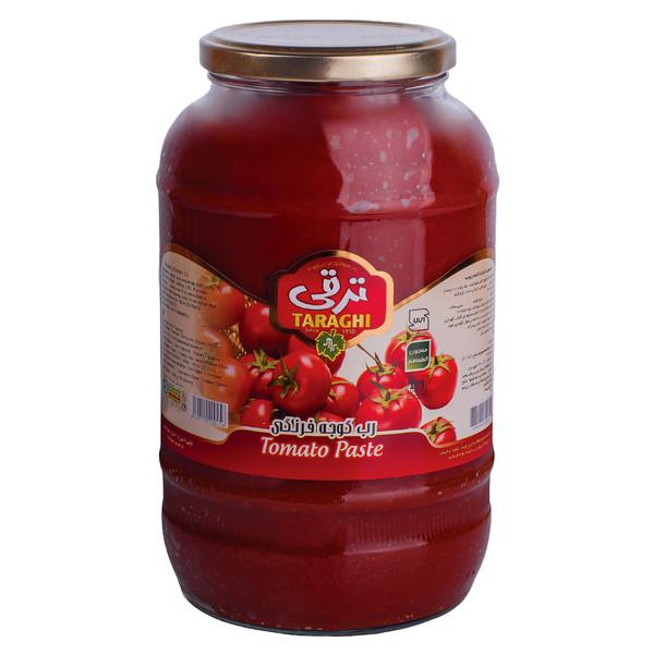 کنسرو رب گوجه فرنگی ترقی مقدار 1.6 کیلو گرم