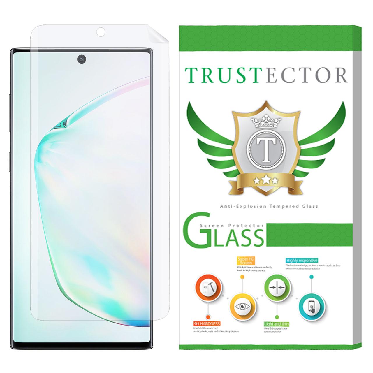 محافظ صفحه نمایش تراستکتور مدل GNF مناسب برای گوشی موبایل سامسونگ Galaxy Note 10 Plus              ( قیمت و خرید)