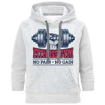 هودی مردانه طرح ورزشی کد S284