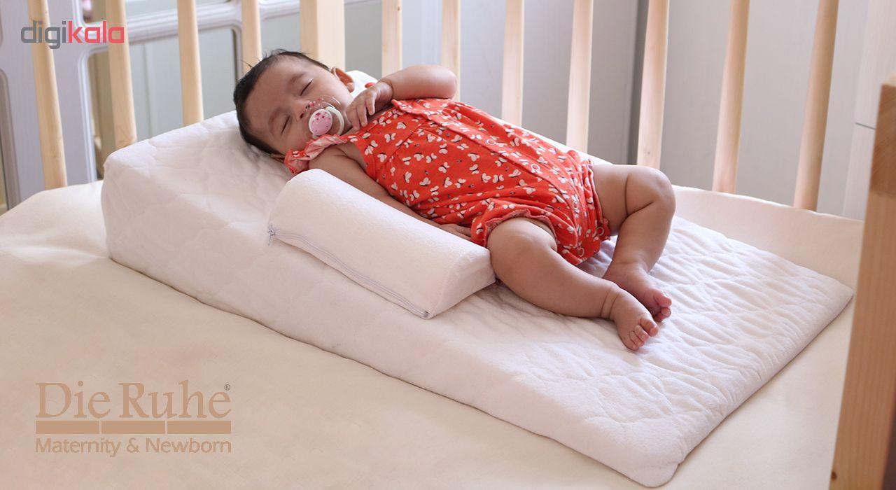 تشک آنتی رفلاکس نوزادی دی روحه مدل 12D main 1 5