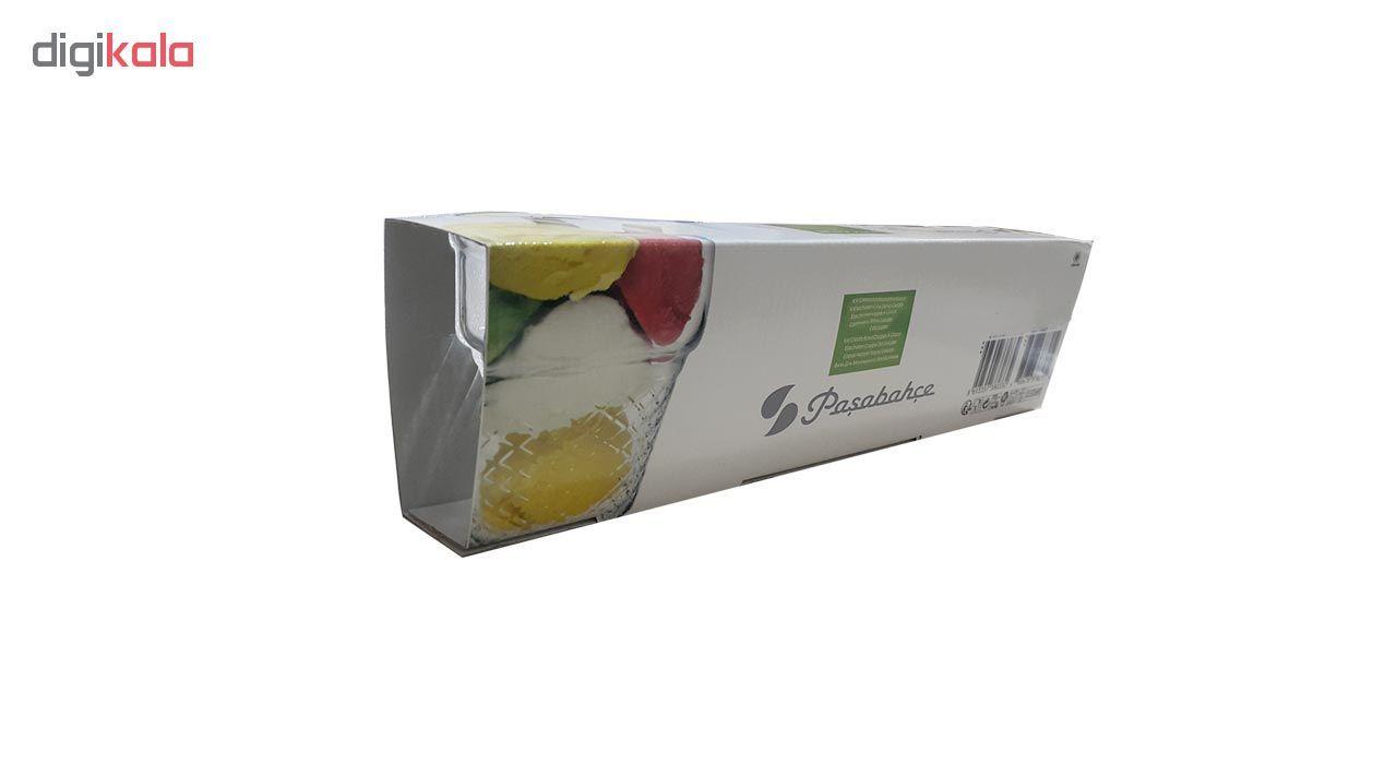 بستنی خوری پاشاباغچه مدل Furel بسته 6 عددی main 1 5