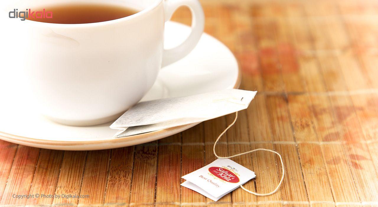 چای کیسه ای منتخب سحرخیز بسته 20 عددی main 1 5