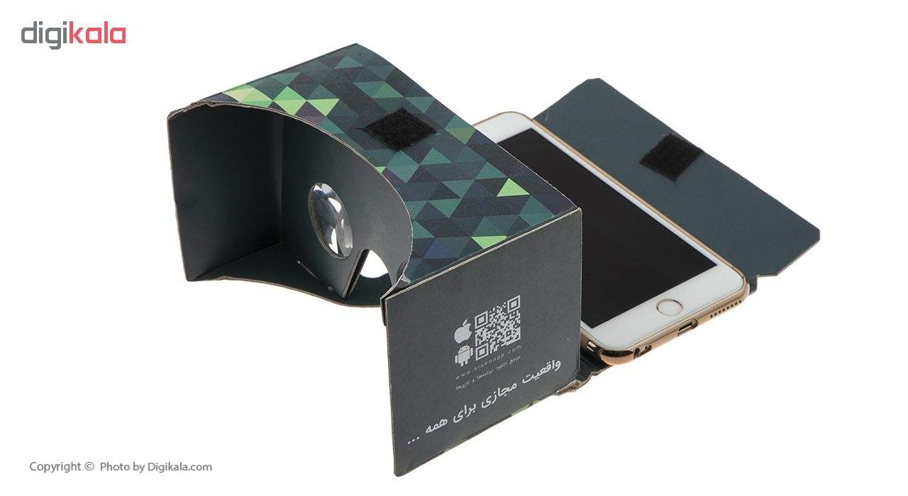 عینک واقعیت مجازی سیسن مدل 133 main 1 4