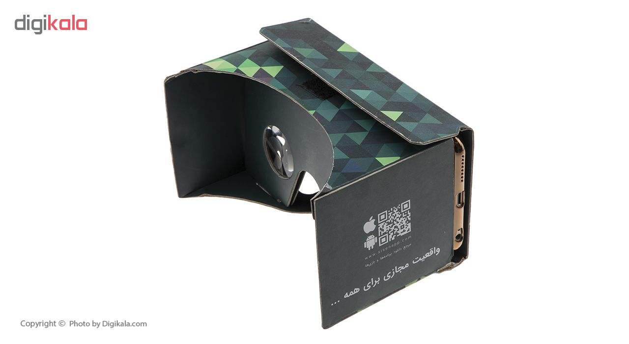 عینک واقعیت مجازی سیسن مدل 133 main 1 5