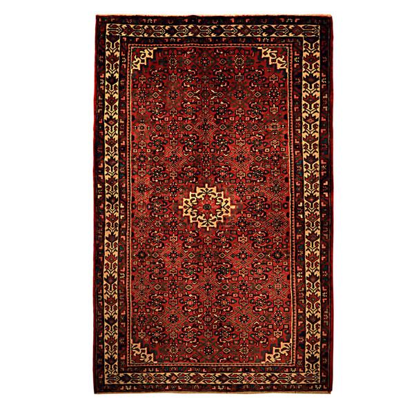 فرش دستباف چهار متری گالری نور کد H1866
