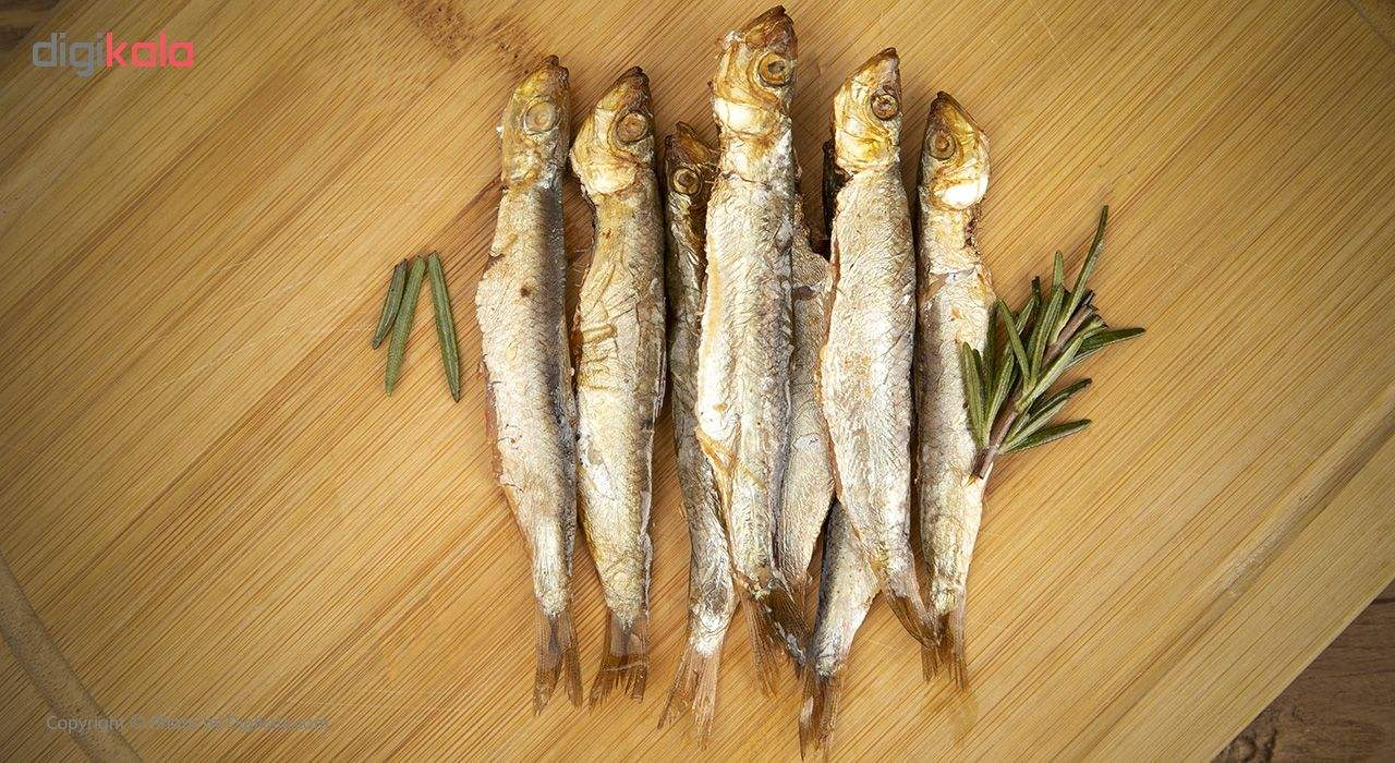 کیلکا دودی کیان ماهی خزر مقدار 250 گرم main 1 4