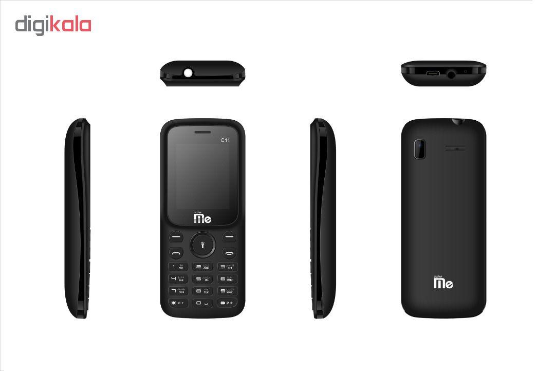 گوشی موبایل زوم می مدل C11 دو سیمکارت main 1 5