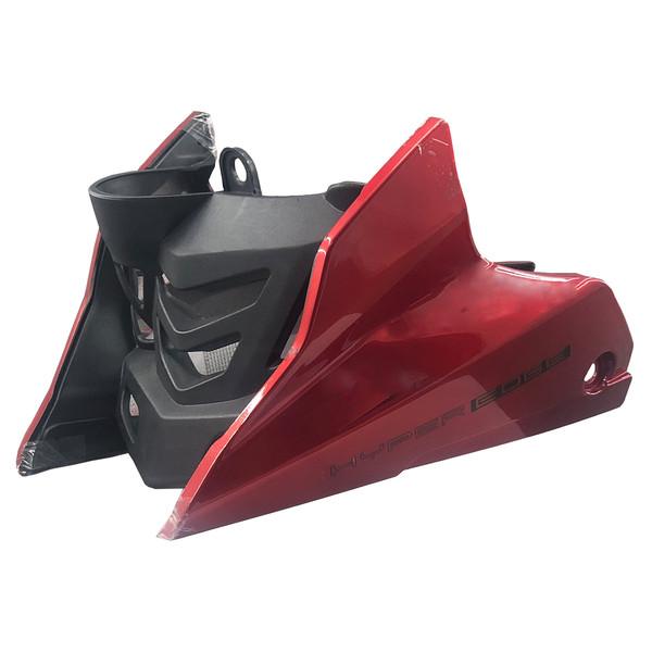 اسپویلر موتور سیکلت مدل PCH-R مناسب برای  آپاچی