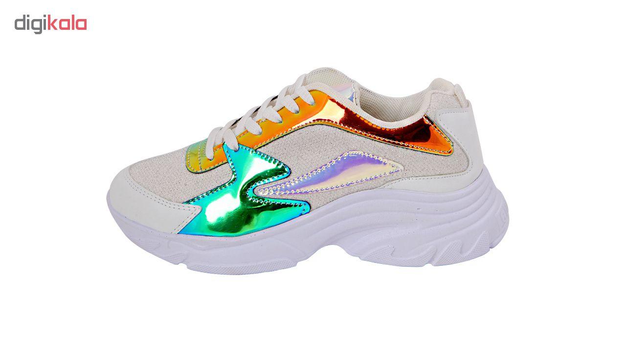 کفش مخصوص پیاده روی دخترانه کد F1006