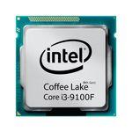 پردازنده مرکزی اینتل سری Coffee Lake مدل Core i3-9100F thumb