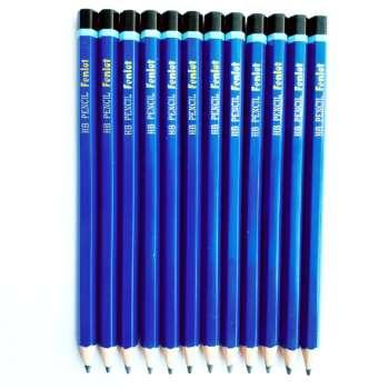 مداد مشکی فنلوت مدل FBP02 بسته 12 عددی