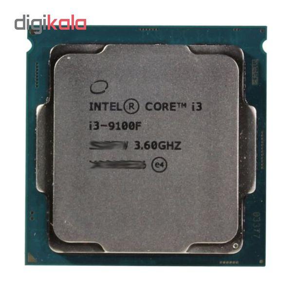 پردازنده مرکزی اینتل سری Coffee Lake مدل Core i3-9100F