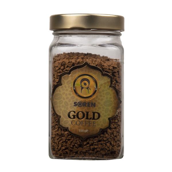 قهوه گلد سورن کد G15 مقدار 100 گرم