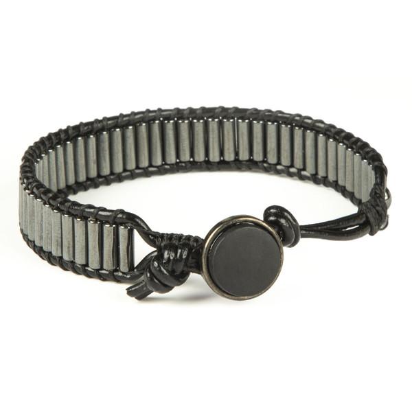 دستبند مردانه ریسه گالری کد Ri3-H1069B
