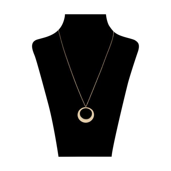 گردنبند طلا 18 عیار زنانه گرامی گالری مدل N043