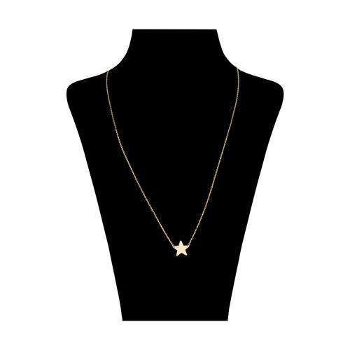 گردنبند طلا 18 عیار زنانه گرامی گالری مدل N048