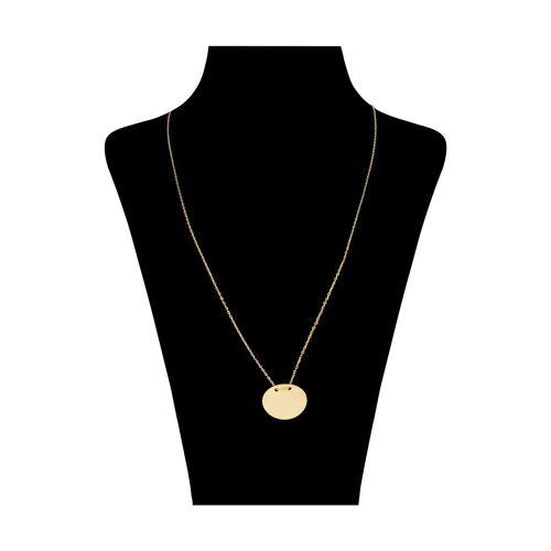 گردنبند طلا 18 عیار زنانه گرامی گالری مدل N044