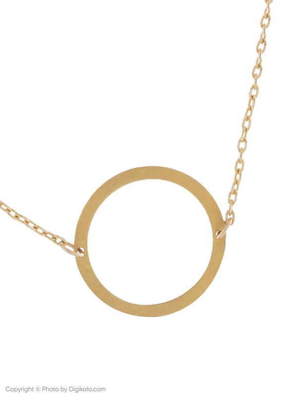 دستبند طلا 18 عیار زنانه گرامی گالری کد B770