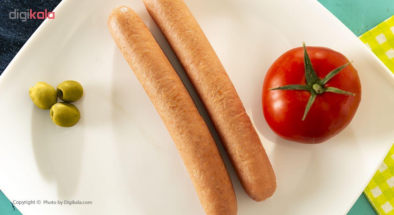 هات داگ گوشت و پنیر 55 درصد 202 وزن 1 کیلوگرم main 1 1