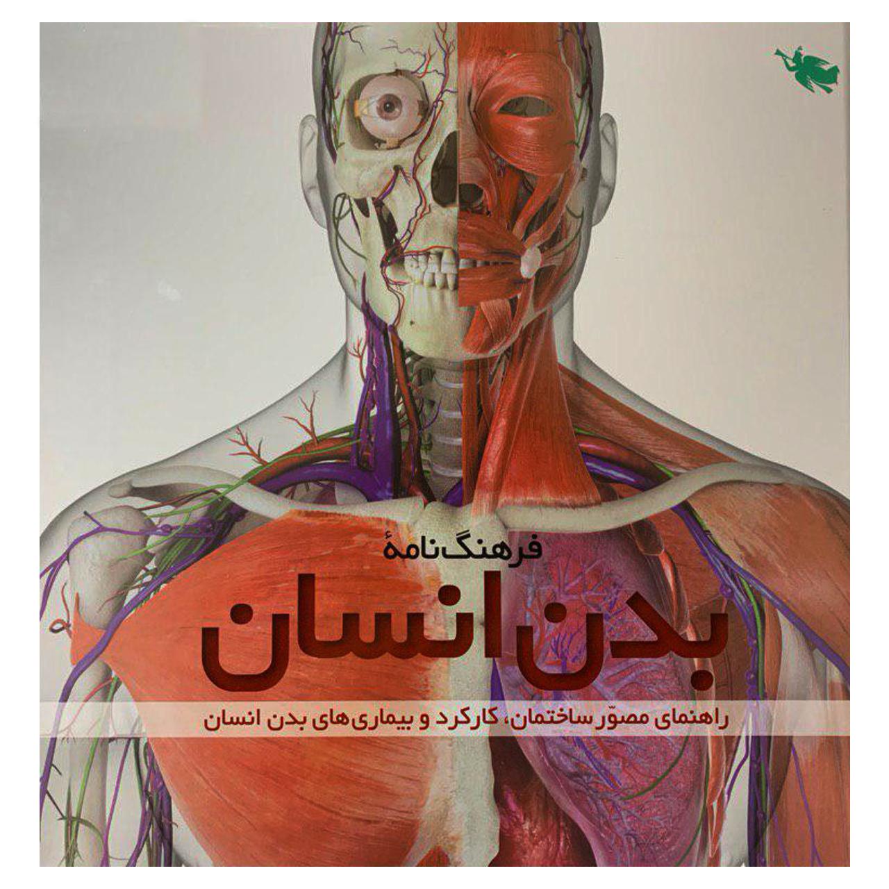 کتاب فرهنگنامه بدن انسان اثر استیو پارکر نشر طلایی