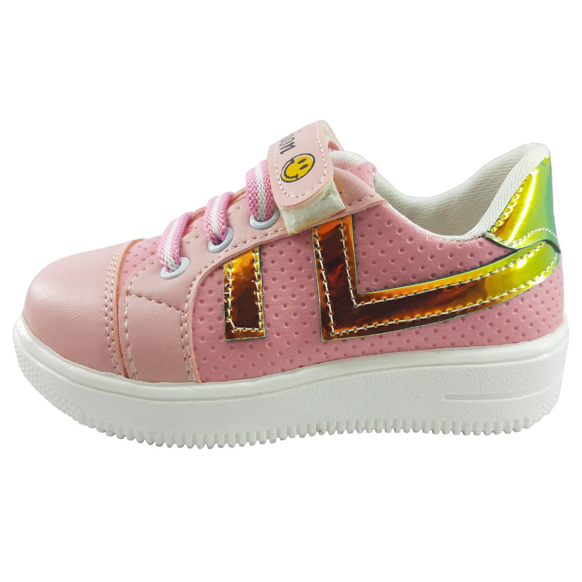 کفش مخصوص پیاده روی دخترانه کد lx02-31-35