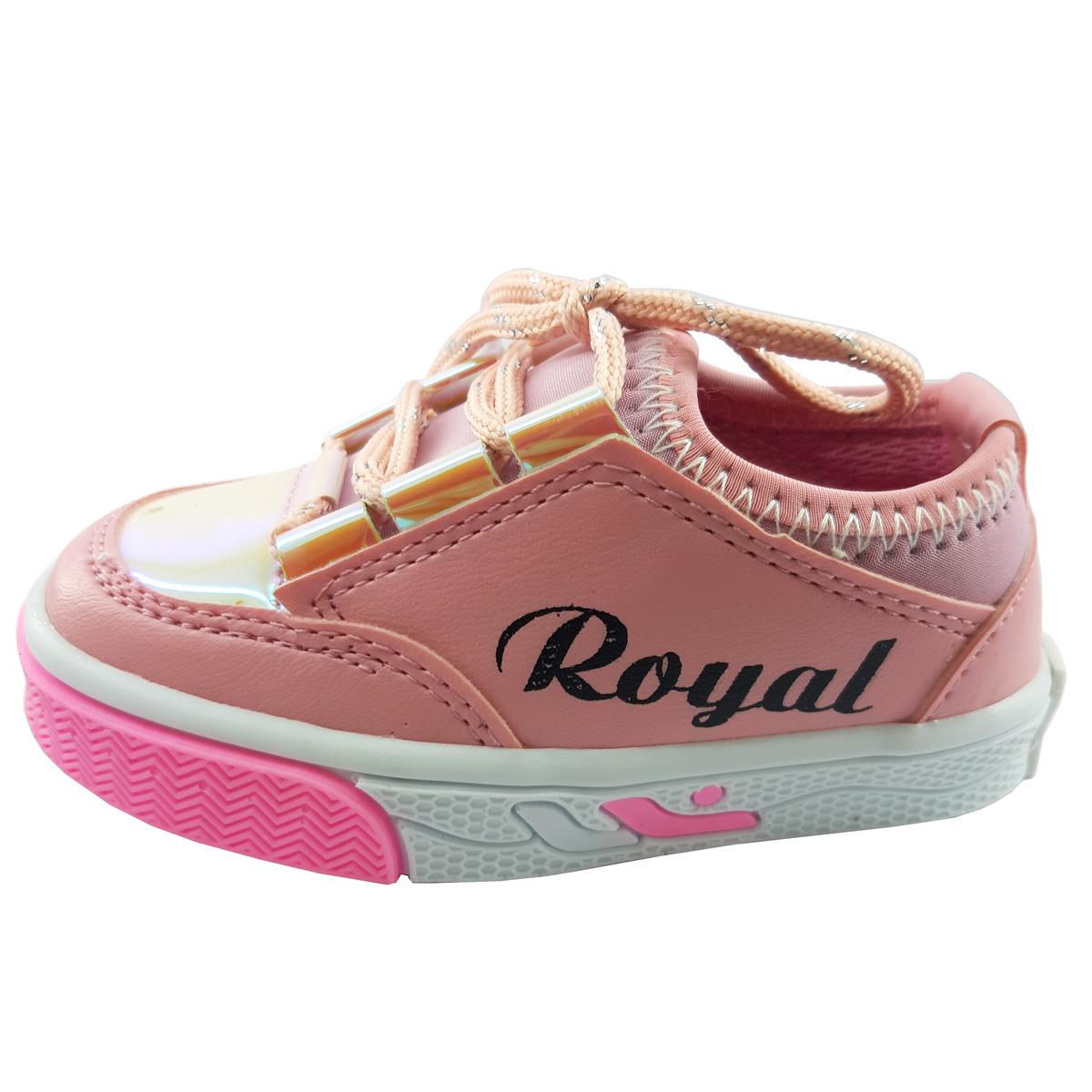 کفش مخصوص پیاده روی دخترانه مدل Royal-01