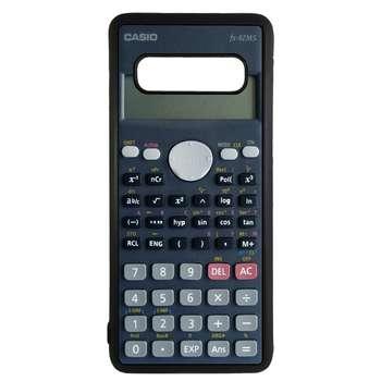 کاور طرح ماشین حساب کد 110541094302 مناسب برای گوشی موبایل سامسونگ galaxy s10 plus