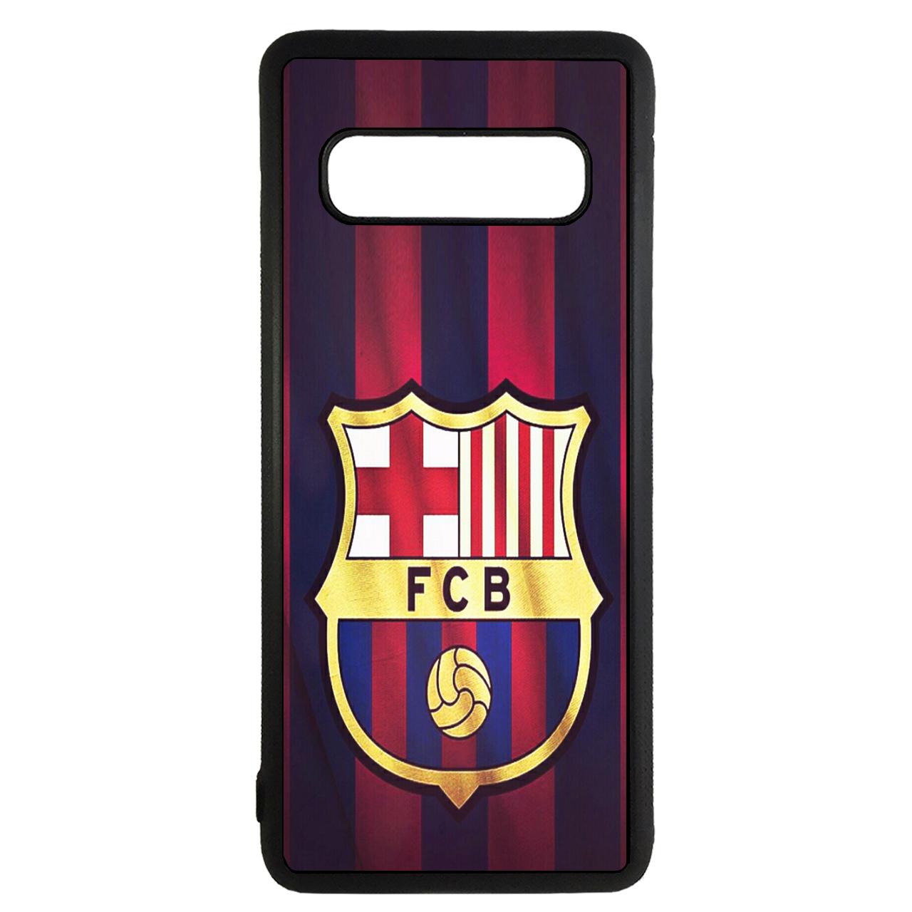 کاور طرح بارسلونا کد 110541094302 مناسب برای گوشی موبایل سامسونگ galaxy s10 plus