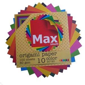 کاغذ اوریگامی کد C10 بسته 100 عددی