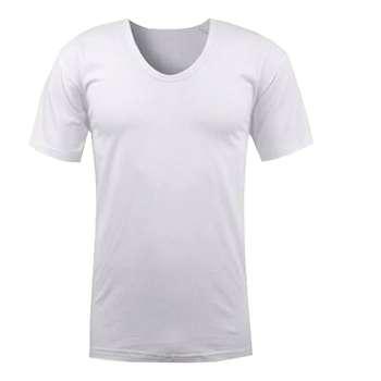 زیرپوش آستین کوتاه مردانه نشاط کد 04