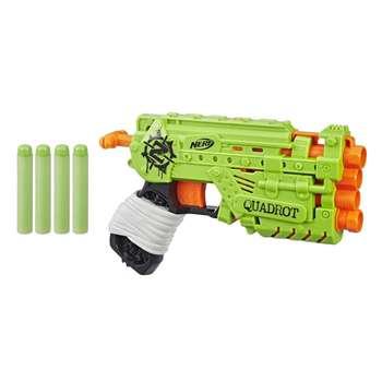 تفنگ بازی نرف مدل Quadrot E2673