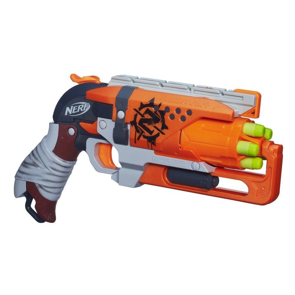 تفنگ بازی نرف مدل Hammershot A4325