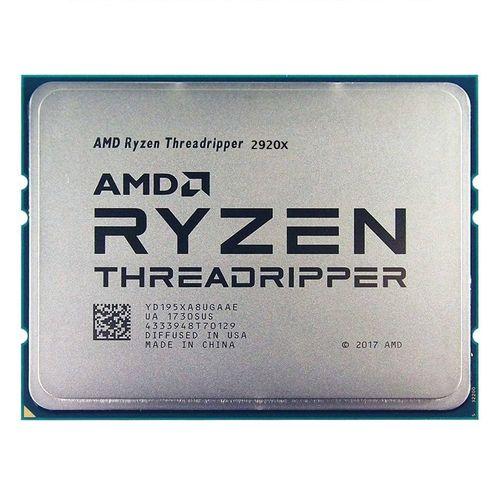 پردازنده مرکزی ای ام دی مدل RYZEN Threadripper 2920X
