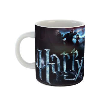 ماگ طرح harry potter