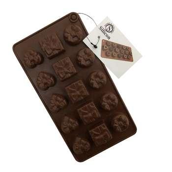 قالب شکلات کد 1